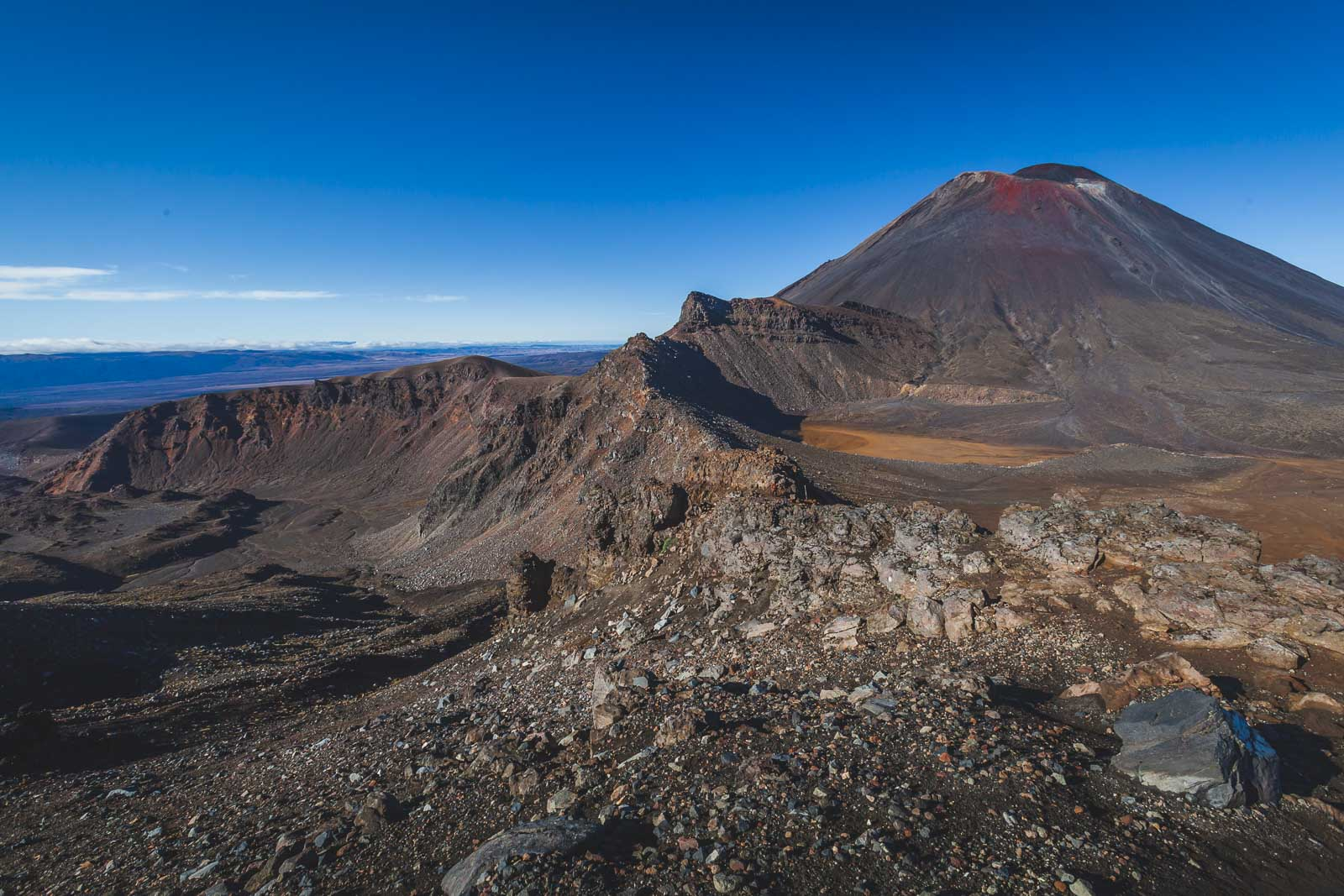 Facts about New Zealand Volcanoes