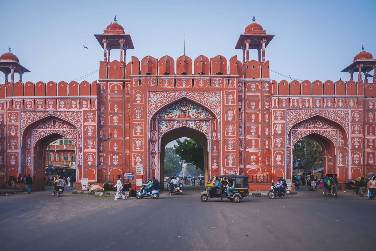 Interesting Facts about India Red Fort