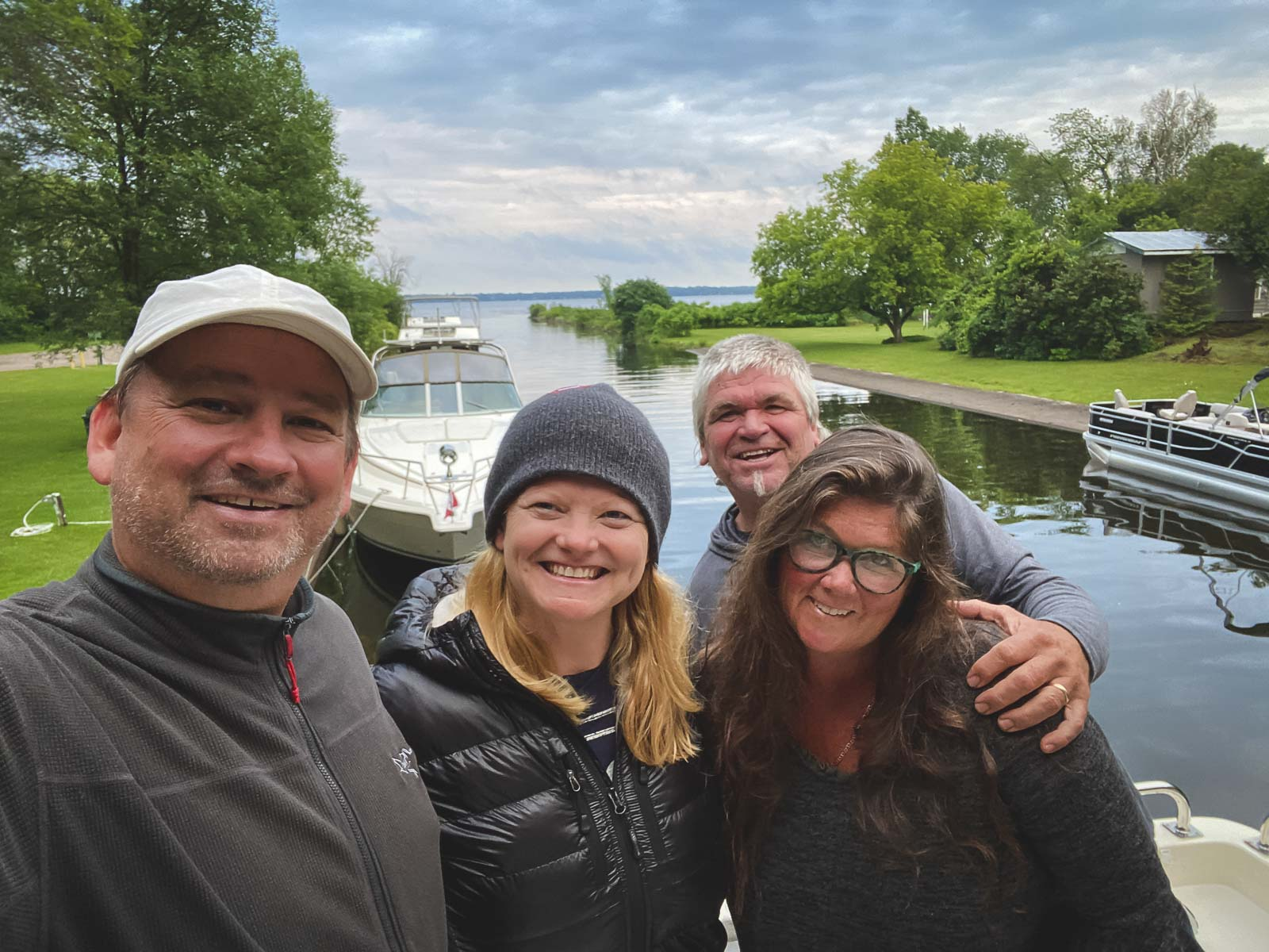 Rideau Canal Itinerary with Le Boat