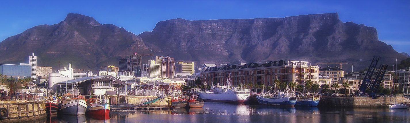 South Africa Travel Table Mountain