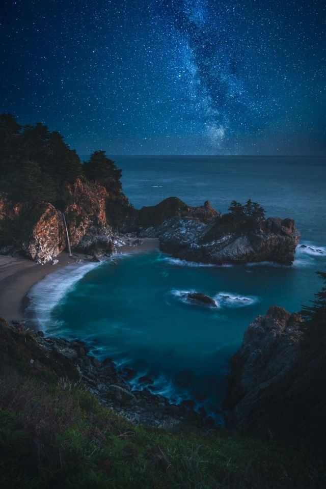 what to do in big sur McWay Falls