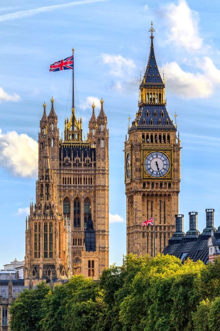 Things to see at the Palace of Westminster