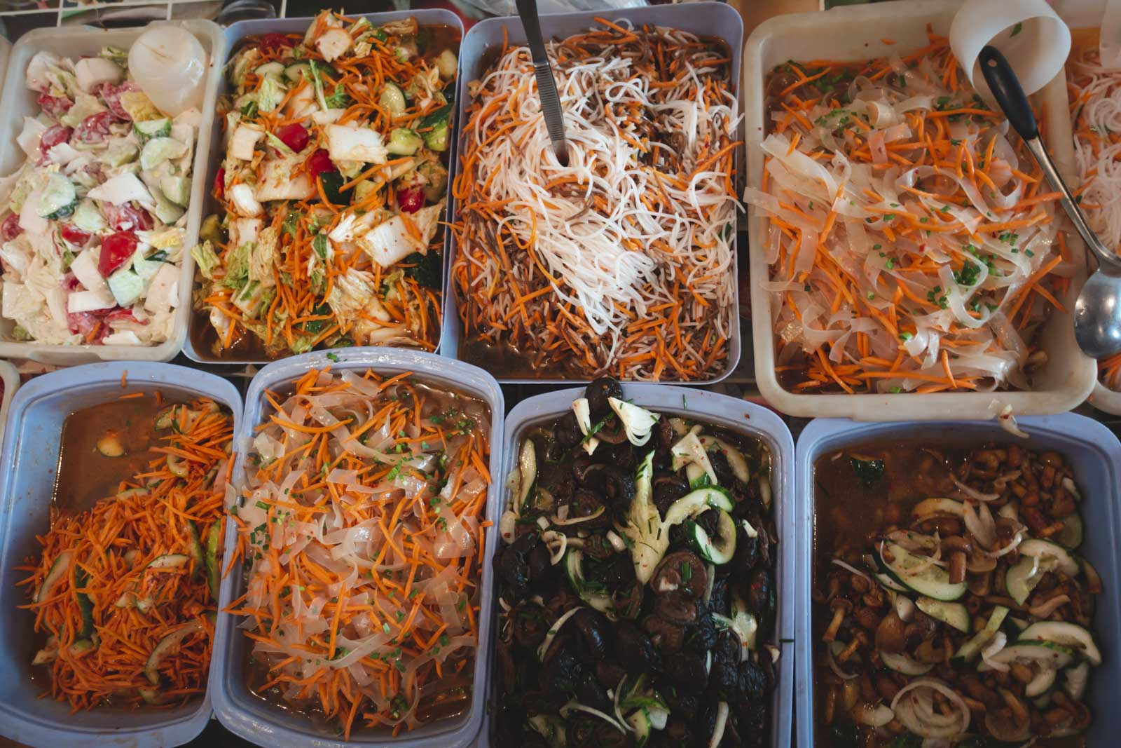 Tips for travellers who love food
