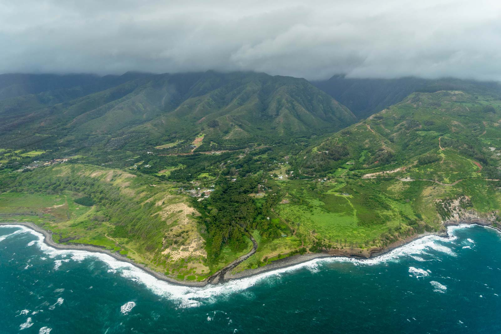 best hikes in maui from above