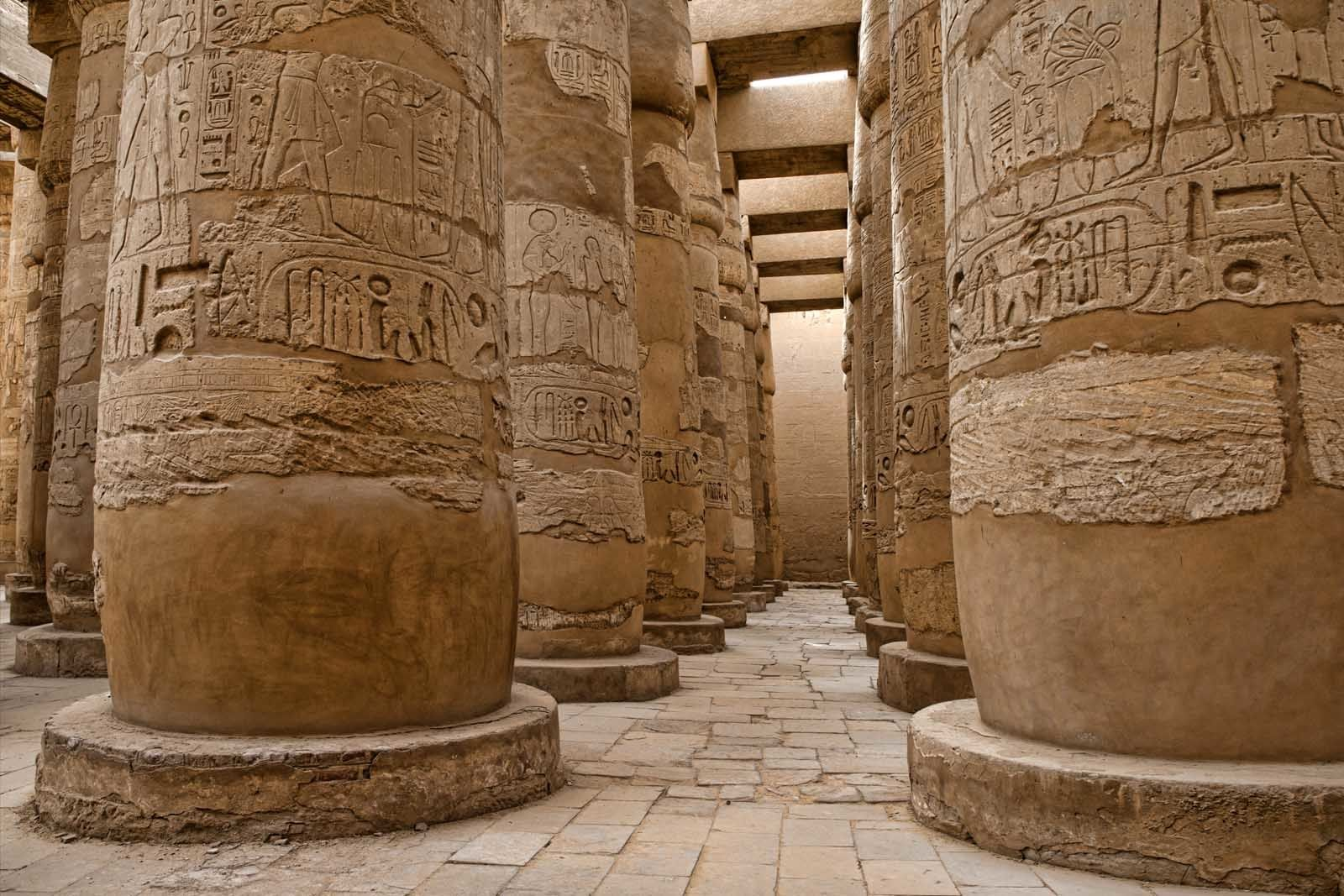 what to see in egypt Ramesseum templw
