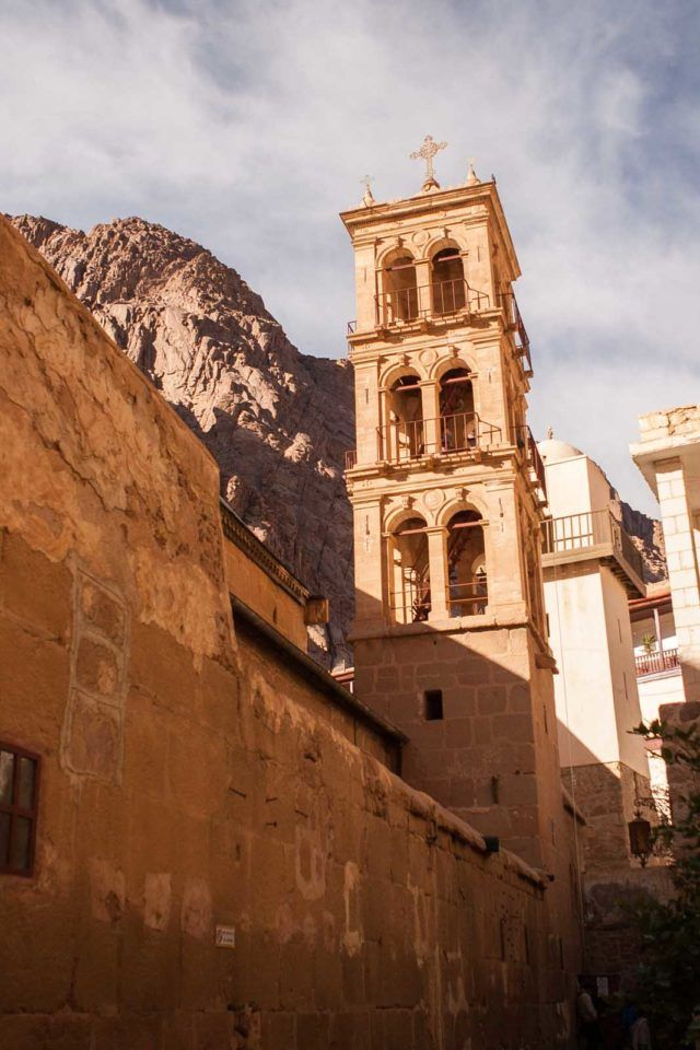 things to do in egypt St. Catherine's monastery