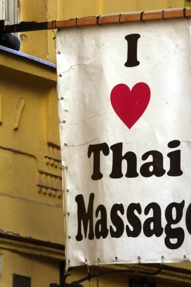 facts about thailand massage