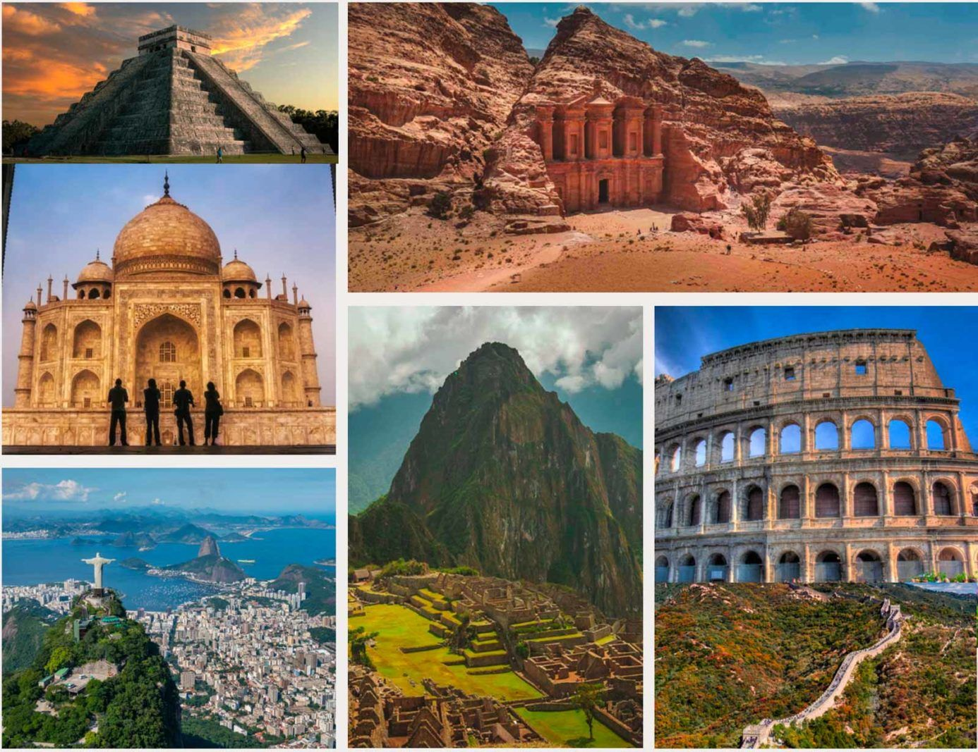 new wonders of the world