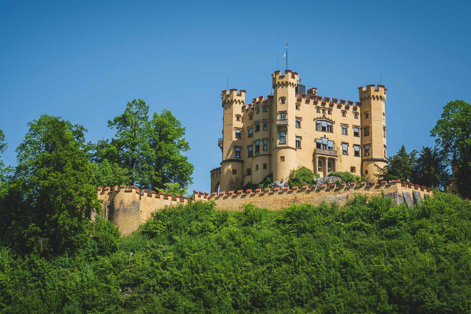 Germany has a lot of Castles