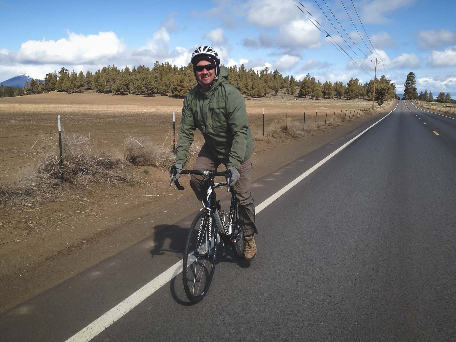 Urban Cycling on Cascade Lakes Byway