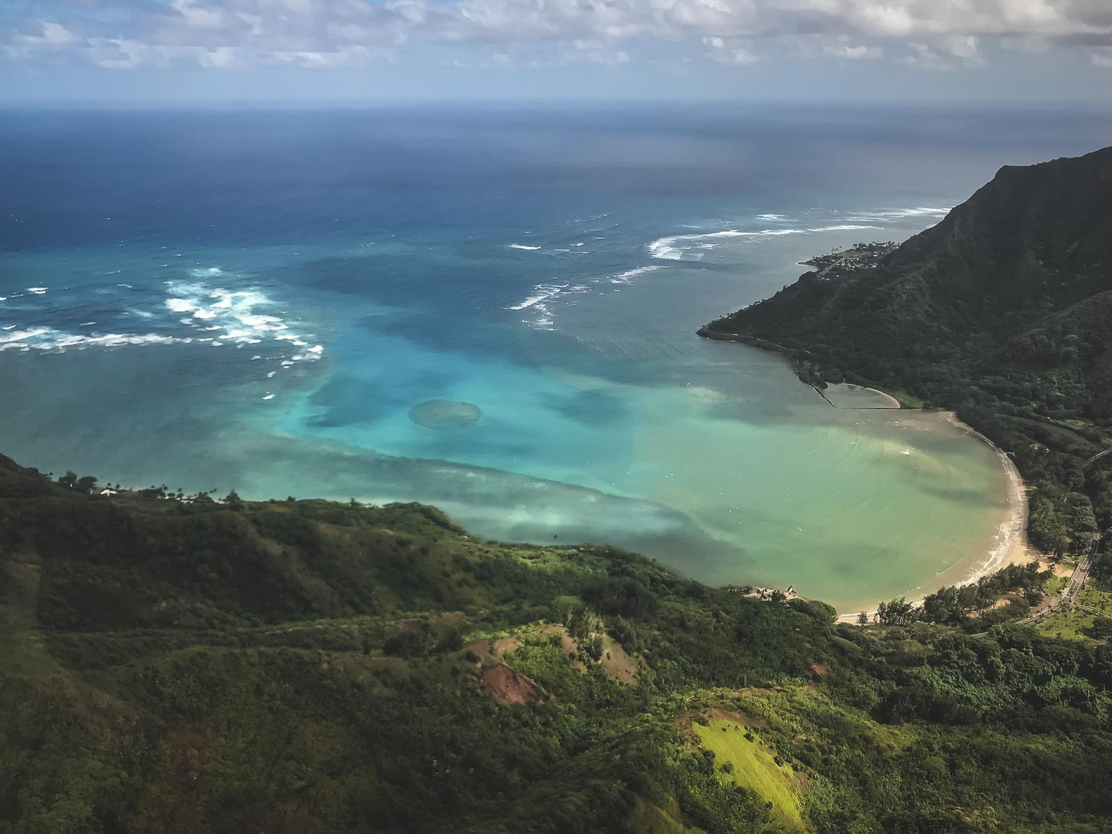 Helicopter Tour in Oahu Hawaii