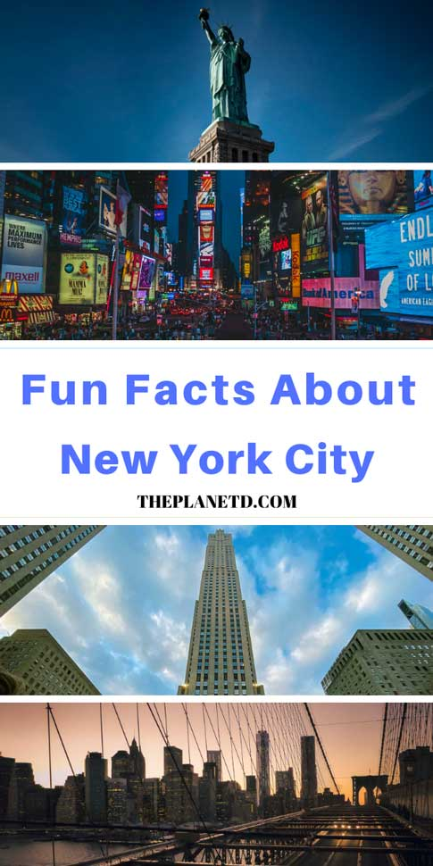 Fun Facts About New York City